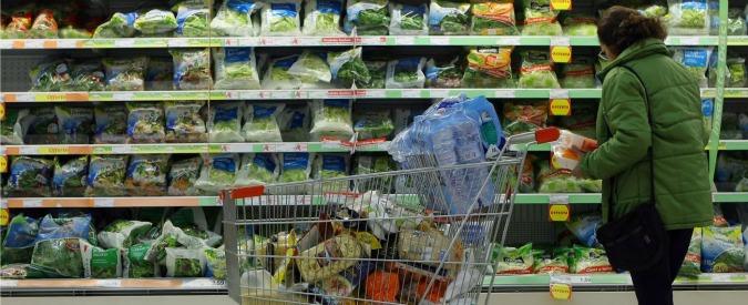 Istat, l'Italia rimane in deflazione. Ad aprile i prezzi calano dello 0,4% rispetto al 2015
