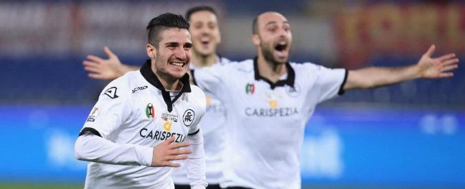 Coppa Italia, impresa all'Olimpico dello Spezia: Roma battuta ai rigori per 4 a 2