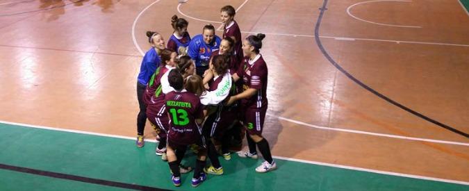 """Sporting Locri, i dirigenti della squadra minacciata ora sono sotto scorta. Malagò: """"Vogliamo le ragazze in campo"""""""