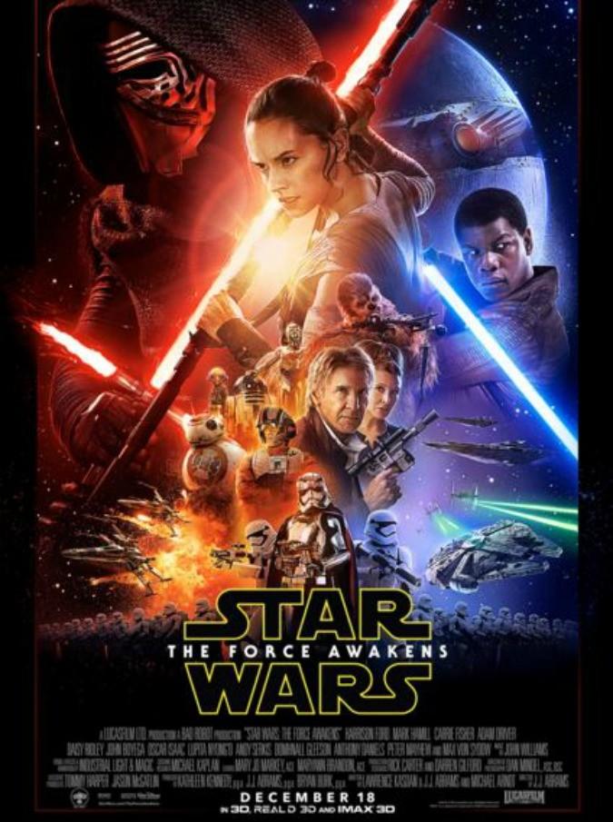 Star Wars: The Force Awakens, il segreto della Forza è donna