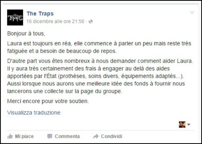 the traps 675