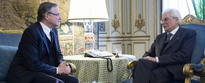 """Salva banche, """"Visco pronto a lasciare, fermato da Mattarella"""". Il Quirinale: """"Ricostruzione fantasiosa dei giornali"""""""