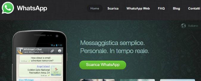 WhatsApp elimina la tassa di 89 centesimi l'anno: l'app torna gratuita