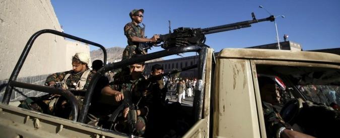 Yemen: arresti, sparizioni e torture per chi si oppone agli huthi