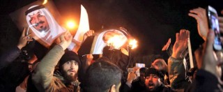 L'Arabia Saudita interrompe le relazioni con l'Iran: evacuati i diplomatici