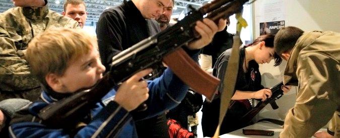 Usa, nuova tragedia delle armi: a 2 anni colpita da un altro bimbo con una pistola lasciata incustodita