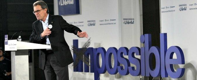 Catalogna, sinistra radicale non appoggia Artur Mas: verso nuove elezioni a marzo