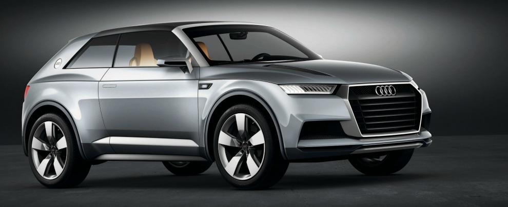 Audi, tre miliardi di investimenti nel 2016. Confermata la piccola Suv Q2