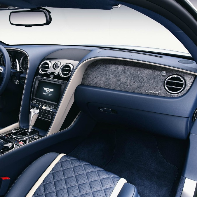 Bentley, la nuova frontiera del lusso è il rivestimento… in pietra