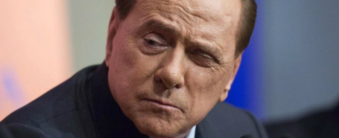 """Berlusconi: """"Becchi mi ha mostrato vero programma M5S. Vogliono fare reddito cittadinanza con tassa di successione"""""""