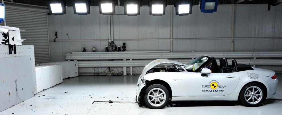 Best in class, EuroNCAP elegge le otto auto più sicure del 2015