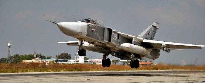 """Turchia: """"Caccia russo ha violato nostro spazio aereo"""". Ira Erdogan: """"Mosca vuole escalation della tensione"""""""