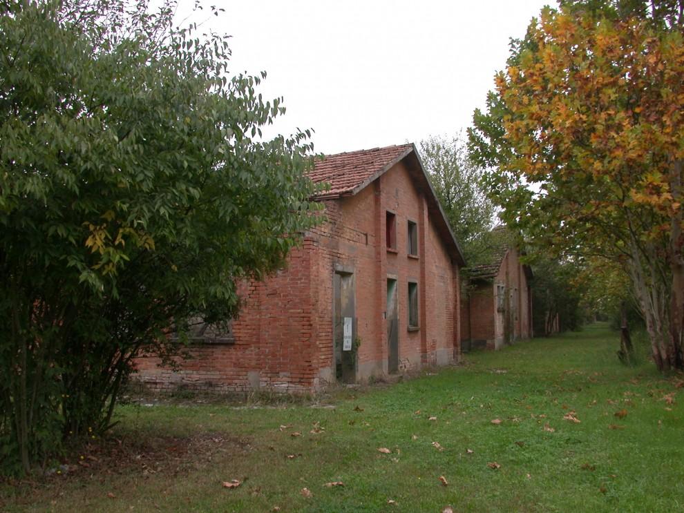 Campo di concentramento di Fossoli (Archivio Fotografico Fondazione Fossoli) (3)