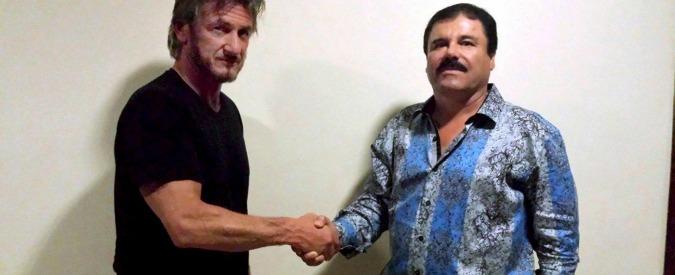 El Chapo, da settembre le autorità messicane pedinavano Sean Penn per catturare il superboss