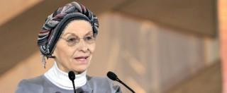"""Libia, Bonino: """"Non c'è alternativa alla diplomazia. I nostri soldati lì? No, solo i libici combatteranno sul loro terreno"""""""
