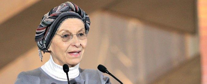 """Emma Bonino: """"Credo che il tumore se ne sia andato, credo di esserne quasi fuori"""""""