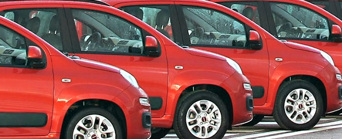 Mercato auto Italia, nel 2015 cresce del 15,8%. Panda sempre prima, gas in calo