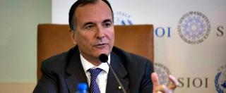 """Libia, Frattini: """"Indispensabile intervenire subito con l'Onu, senza gli errori del 2011. Le forze speciali italiane sono già lì"""""""