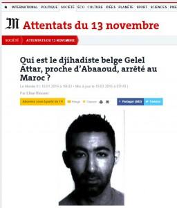 Gelel-Attar Le Monde