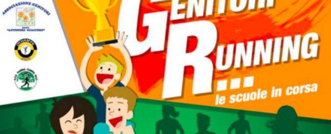 Genitori running, nel barese la corsa per raccogliere fondi a sostegno della scuola