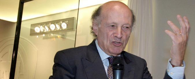 Gianni Rondolino, morto a 83 anni il professore e critico cinematografico