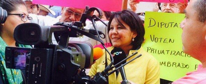 Messico. Sindaco Gisela Mota, 33 anni, uccisa poche ore dopo l'insediamento. Aveva giurato guerra ai narcotrafficanti