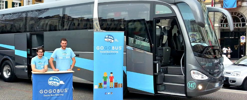 GoGoBus, arriva il 'pullman sharing'. Si dividono le spese, l'itinerario è su misura