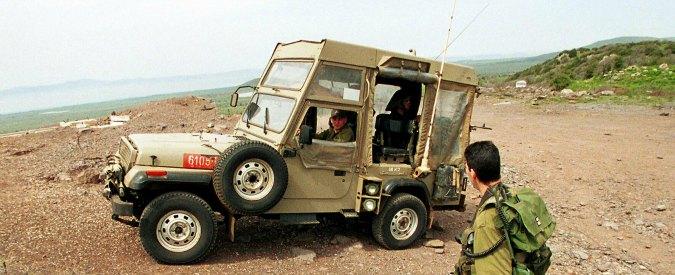 Libano, veicolo israeliano colpito alla frontiera. Hezbollah rivendica l'attacco