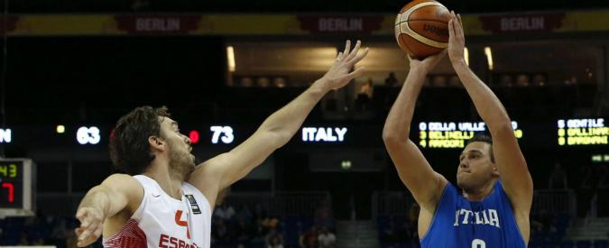 Basket, preolimpico a Torino. L'Italia del ct Messina in campo dal 4 al 10 luglio