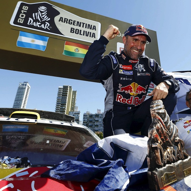 Dakar 2016, veterano Peterhansel primo per la 12esima volta. Vince su Peugeot