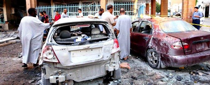 E se le cose cominciassero a precipitare? (IV parte) - Pagina 3 Libia-6751