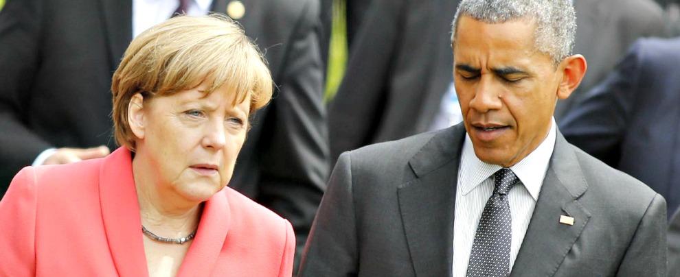 """Auto elettriche, l'obiettivo """"un milione"""" mette in crisi Merkel e Obama"""