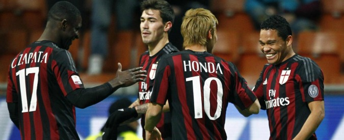 Coppa Italia, Milan-Carpi 2-1: Bacca e Niang salvano Sinisa Mihajlovic – Video