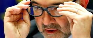 """Manovra, Moscovici: """"In Italia governo decisamente euroscettico e xenofobo"""""""