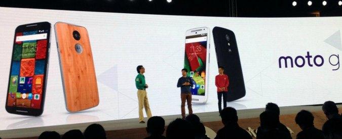 Motorola, entro fine 2016 addio allo storico marchio della telefonia cellulare