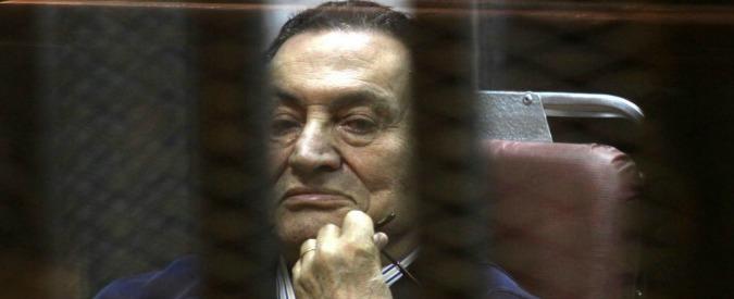 """Egitto, Cassazione conferma condanna a Mubarak: """"Ha rubato soldi pubblici"""""""