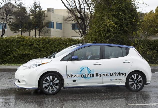 Nissan Autonomous Drive 2