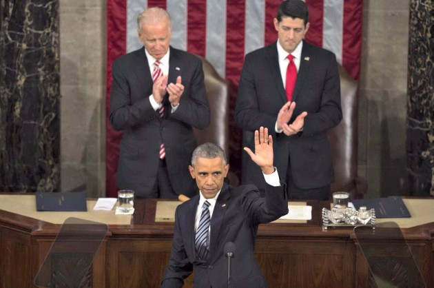 Obama Stato dell'Unione 8