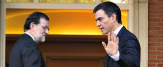 """Spagna, rebus governo. """"Se i socialisti scendessero a patti con il PP come Pd con Berlusconi, sarebbe tradimento enorme"""""""