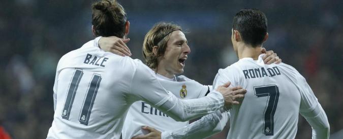 Fifa: mercato bloccato a Real e Atletico Madrid per due sessioni (valida quella in corso) – Video