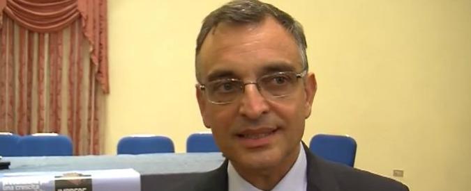 """Banca Etruria, pm Rossi al Csm: """"Con insolvenza possibile indagine sui vertici"""""""