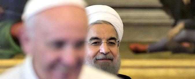 """Rohani in Italia, membro delegazione: """"Papa Francesco verrà presto in visita in Iran. Le diplomazie sono già a lavoro"""""""