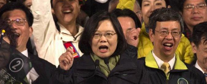 """Taiwan, Tsai Ing-wen eletta presidente. """"La Cina rispetti la nostra democrazia"""""""