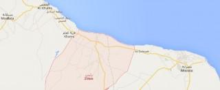 """Libia, camion bomba al centro di addestramento della polizia. """"Almeno 65 morti e 127 feriti"""". Aamaq: """"Attacco Isis"""""""