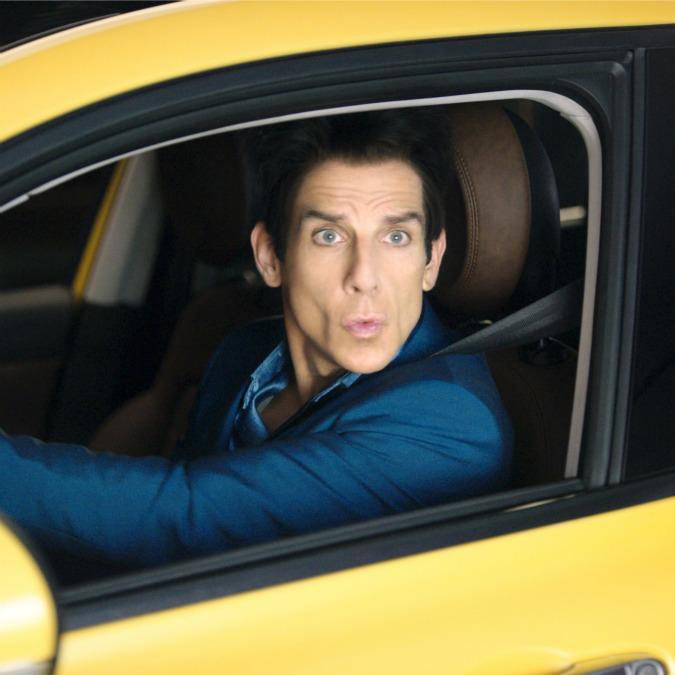 Zoolander 2, il 'super modello' Ben Stiller in posa nello spot della Fiat 500X – VIDEO