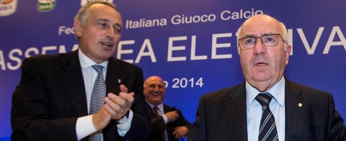 """Figc, tra Tavecchio e la rielezione c'è l'asse Gravina-Abete: """"L'aria nel mondo del calcio italiano sta cambiando"""""""
