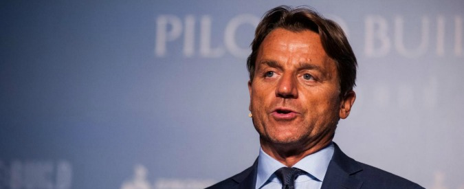 Alessio Vinci, l'ex conduttore di Matrix a capo della comunicazione di Alitalia