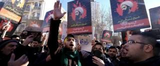 """Arabia Saudita, Onu condanna assalto all'ambasciata di Riad a Teheran. Rohani: """"Stop ai rapporti non copre il crimine"""""""