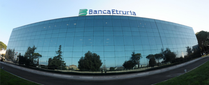 Banca Etruria, Consob avvia il procedimento sanzionatorio per 30 persone tra ex consiglieri e manager