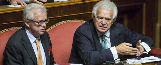 Denis Verdini, sesto processo. Rinvio a giudizio per crac Giornale di Toscana